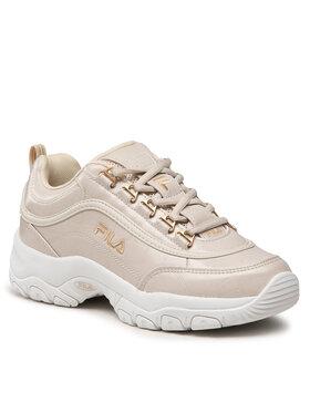 Fila Fila Sneakersy Strada F Low Wmn 1011349.17F Béžová