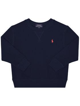 Polo Ralph Lauren Polo Ralph Lauren Μπλούζα Logo Embroidery 322772102 Σκούρο μπλε Regular Fit