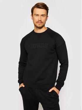 Guess Guess Sweatshirt U1YA02 K9V31 Schwarz Regular Fit