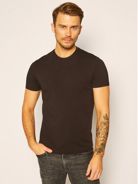 Dsquared2 Underwear Dsquared2 Underwear T-Shirt DCM200030 Μαύρο Regular Fit