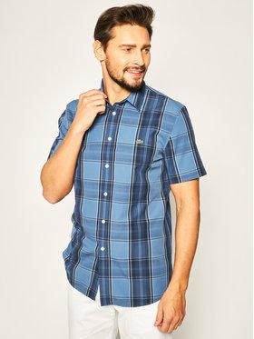 Lacoste Lacoste Camicia CH8446 Blu scuro Regular Fit