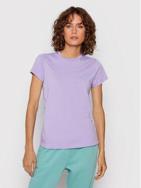 Polo Ralph Lauren Polo Ralph Lauren T-shirt 211847073005 Violet Regular Fit