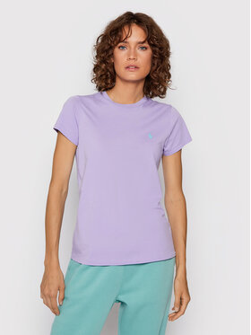 Polo Ralph Lauren Polo Ralph Lauren T-Shirt 211847073005 Violett Regular Fit