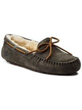 Ugg Ugg Papuče W Dakota 5612 Sivá