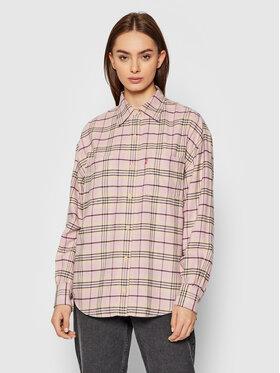 Levi's® Levi's® Koszula Remi Utility A0842-0010 Różowy Loose Fit