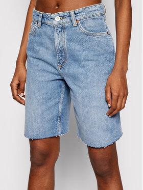 Marc O'Polo Marc O'Polo Szorty jeansowe 103 9219 13005 Niebieski Regular Fit