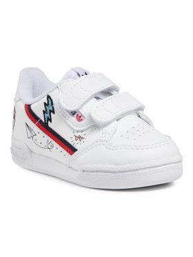 adidas adidas Pantofi Continental 80 Cf I FX6071 Alb