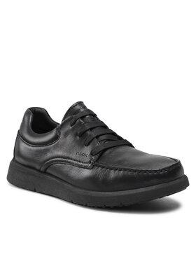 Geox Geox Обувки U Errico A U16AYA 00046 C9999 Черен