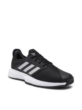 adidas adidas Topánky GameCourt M GZ8515 Čierna