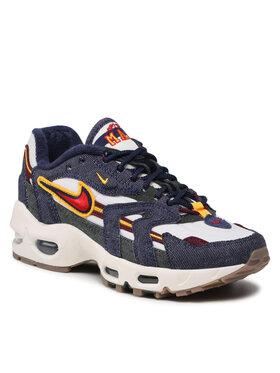 Nike Nike Buty Air Max 96 II Qs DJ6742 400 Granatowy