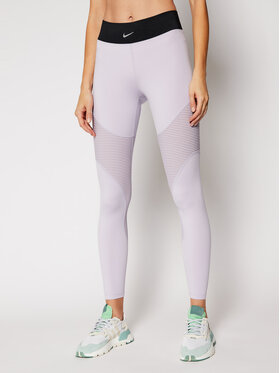 Nike Nike Leggings Pro Areoadapt CJ3593 Violet Slim Fit