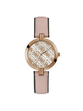 Guess Guess Laikrodis Luxe GW0027L2 Rožinė