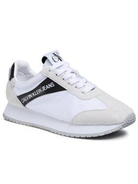 Calvin Klein Jeans Calvin Klein Jeans Sneakers Jill R8527 Alb