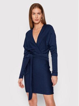 Guess Guess Vestito da giorno Lolita W1BK68 K9DT1 Blu scuro Regular Fit
