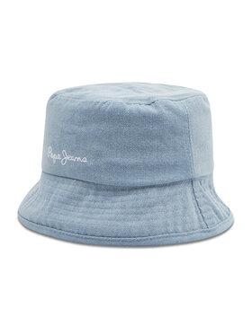 Pepe Jeans Pepe Jeans Klobouk Bucket Paloma Hat PG040213 Modrá