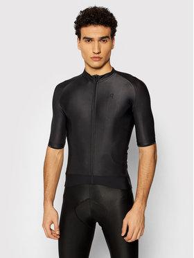 Quest Quest Cyklistické tričko Stone Čierna Slim Fit