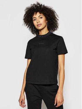 Calvin Klein Jeans Calvin Klein Jeans T-shirt J20J215500 Crna Regular Fit