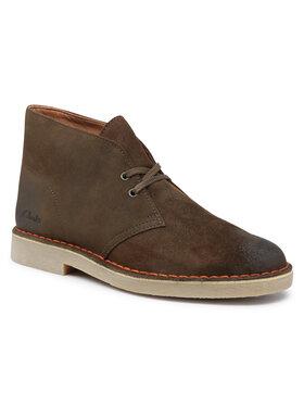 Clarks Clarks Bakancs Desert Boot 2 261555087 Barna