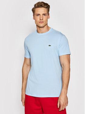 Lacoste Lacoste T-shirt TH6709 Plava Regular Fit