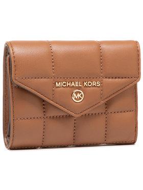 MICHAEL Michael Kors MICHAEL Michael Kors Kis női pénztárca Jet Set Charm 34F0GT9E6L Barna