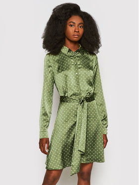 Guess Guess Marškinių tipo suknelė Agata W1YK0X WD8G0 Žalia Regular Fit