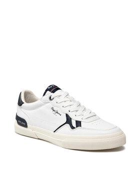 Pepe Jeans Pepe Jeans Sneakersy Kenton Britt PMS30763 Béžová