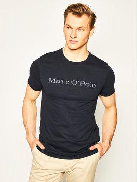Marc O'Polo Marc O'Polo T-Shirt B21 2220 51230 Granatowy Regular Fit
