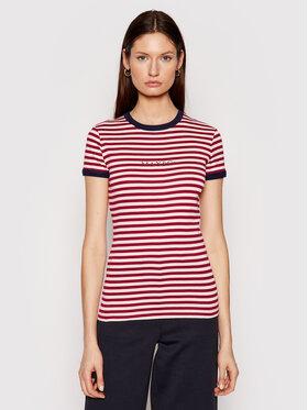 MAX&Co. MAX&Co. T-Shirt Dalmata 69719821 Rosa Slim Fit