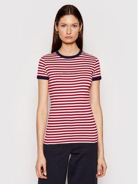MAX&Co. MAX&Co. T-Shirt Dalmata 69719821 Růžová Slim Fit