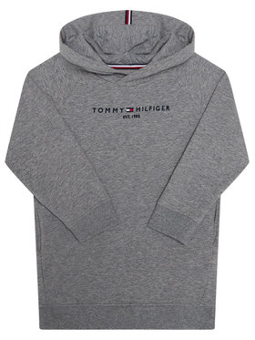 TOMMY HILFIGER TOMMY HILFIGER Džemperis Essential KG0KG05293 M Pilka Regular Fit