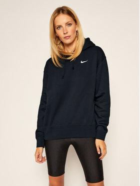 NIKE NIKE Sweatshirt Trend CZ2590 Schwarz Oversize
