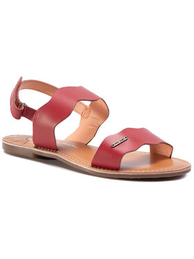 Pepe Jeans Pepe Jeans Sandali Mandy Waves PGS90147 Rosso