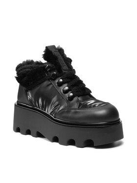 Loriblu Loriblu Členková obuv 2I MTM179 00 Čierna