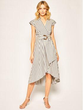 Marella Marella Kleid für den Alltag Caravan 32212302 Beige Regular Fit