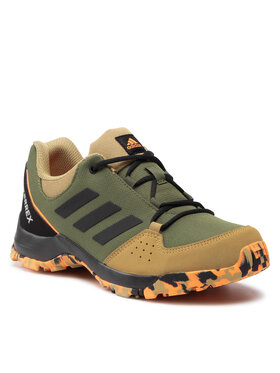 adidas adidas Обувки Terrex Hyperhiker Low K FX4191 Зелен