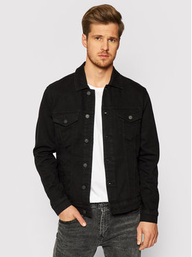 Only & Sons Only & Sons Дънково яке Coin 22019553 Черен Regular Fit