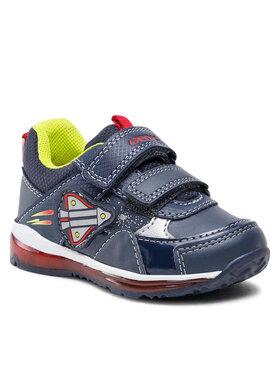 Geox Geox Sneakersy B Todo B. A B1684A 05411 C0735 Granatowy