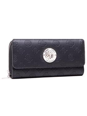 Guess Guess Veľká dámska peňaženka Dayane (SG) Slg SWSG79 68620 Čierna