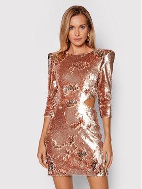 Rage Age Rage Age Koktel haljina Daphne 1 Ružičasta Slim Fit