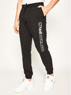 O'Neill O'Neill Παντελόνι φόρμας Logo 0A2724 Μαύρο Regular Fit
