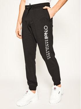 O'Neill O'Neill Teplákové kalhoty Logo 0A2724 Černá Regular Fit