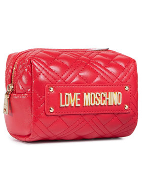 LOVE MOSCHINO LOVE MOSCHINO Τσαντάκι καλλυντικών JC5303PP0BKA0500 Κόκκινο