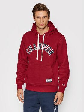 Champion Champion Sweatshirt 216569 Dunkelrot Custom Fit