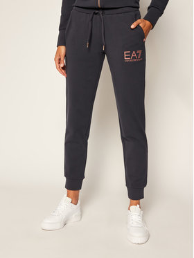 EA7 Emporio Armani EA7 Emporio Armani Pantaloni da tuta 6HTP63 TJ31Z 1543 Blu scuro Regular Fit