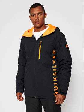 Quiksilver Quiksilver Μπουφάν για σκι Morton EQYTJ03276 Μαύρο Regular Fit