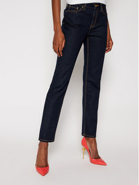 Tommy Hilfiger Tommy Hilfiger Jeansy Straight Leg Heritage Rome 1M87635002 Blu scuro Straight Fit