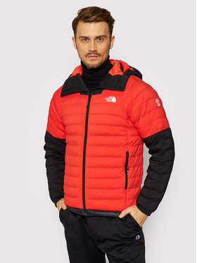 The North Face The North Face Пухено яке Summit Series™ L3 NF0A4R2OSH91 Оранжев Regular Fit