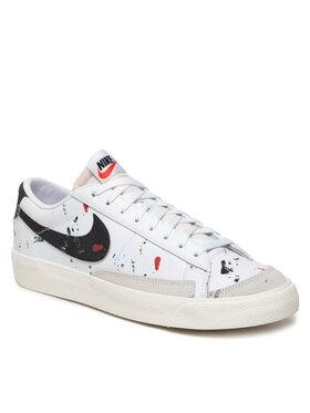 Nike Nike Обувки Blazer Low '77 DJ1517 100 Бял