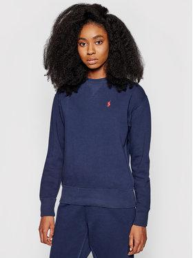 Polo Ralph Lauren Polo Ralph Lauren Bluza Seasonal 211794395 Granatowy Regular Fit