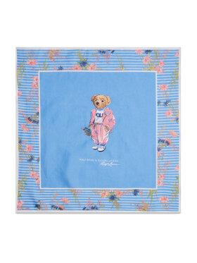 Polo Ralph Lauren Polo Ralph Lauren Šál/Šatka Picnic Beardana 455842545001 Modrá